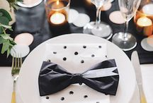 Mariage Hipster / Mariage dandy chic au Domaine