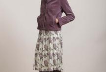 Clothing lilac
