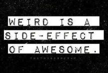 Awesome & Odd