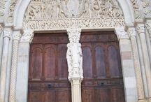 Autun (Bourgogne), Càthedrale Saint-Lazare / Autun (Bourgogne), Càthedrale Saint-Lazare