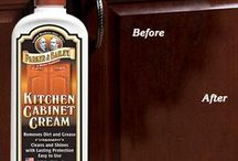 Cabinet Cleaner / by Contessa Brown