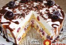 piškotova torta