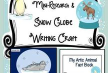 Winter themed Activities and Lessons Plans