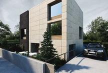 minimalist & modern houses