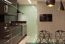 Cozinhas Escuras