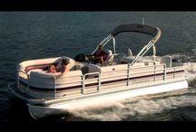 Fishing Pontoon Boats for Sale | Pontoons.com