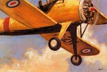 Aviation / by Mike Buchanan