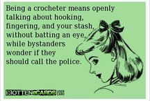 Crochet/crafting humour