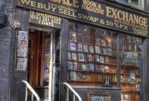 Bookstores / Bookstore. Bookstore ideas, I want a bookstore