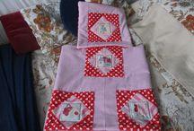 Moje výrobky My products / patchwork a quilt