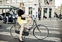 Manejar bicicleta y con estilo / Beneficios de manejar bicicleta y hacerlo con estilo