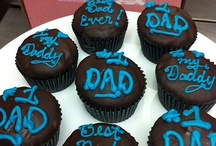 Father's Day Cupcakes / by CupcakesTakeTheCake