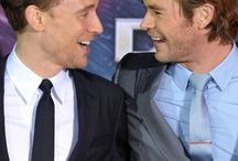 Hiddlesworth ♡ / by KhunBelle Preeyarat