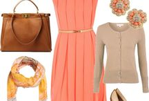 Outfits / by Victoria Fekete