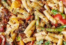 Food! Pasta!