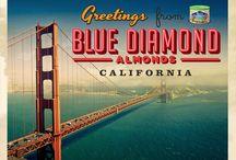 blue diamonds / by Jean Carlisle