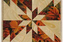 Quilts - Hunter Star