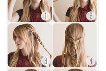 Fun Boha hair styles