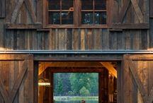 Barns / by Terri Balletto