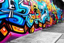 Graffiti | Street Art / Street Art - Graffiti