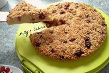 Low carb kuchen/muffins