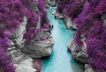 Miejsca do odwiedzenia / Fairy Pools na wyspie Skye w Szkockji przepięknie :-)