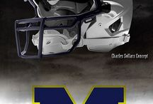 GO BLUE!!! / by Matthew Lindsay