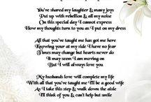 wedding mum
