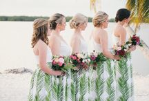 For the Girls / Inspiration for your bridal party.