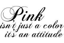 PINK / by Launa Smith