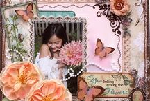 FAB Scrapbook Pages