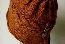 Knitting caps