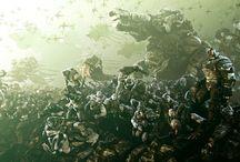 Video Game Enemies  / by Jerry Vega