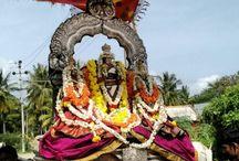 Utsav of hindu god