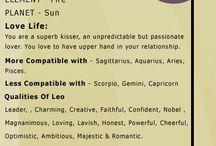 Leo Zodiac Sign / by leyla hall