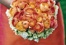 Bouquet-yellow,orange
