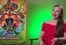Thor: Ragnarok / KIDS FIRST! film reviews and interviews for Thor: Ragnarok