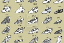 scarpe storiche