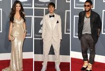 The Rock / celebrities make music flow