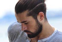Hairstyles & Beard
