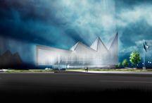 Architecture / by Anabel Nieuwen