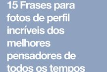 Frases perfil