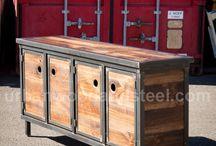 skříňky a komody