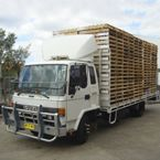 Fastest Pallets Delivery in Australia / Abbey Pallets has a wide range and huge collection of various pallets; either you are looking for used pallets or new one you can get all you need here at Abbey Pallets.