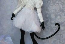 re-designed dolls
