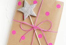 Envolicar regals