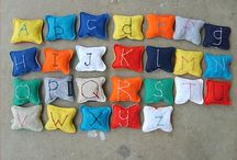 Preschool Alphabet Ideas / by MaryBeth Collins