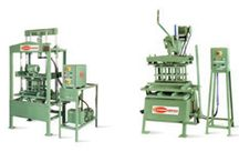 Manual Block Making Machine / Clients can avail from us a sturdy range of Manual Block Making Machine, the body of which is made of steel plate and steel casting that is welded together.