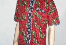 Kemeja Batik Pria [H-1141] Model Baju Batik Kantor