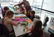 Warsztaty ozdób choinkowych/ Christmas workshops